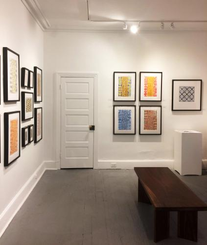 south wall of gallery 2